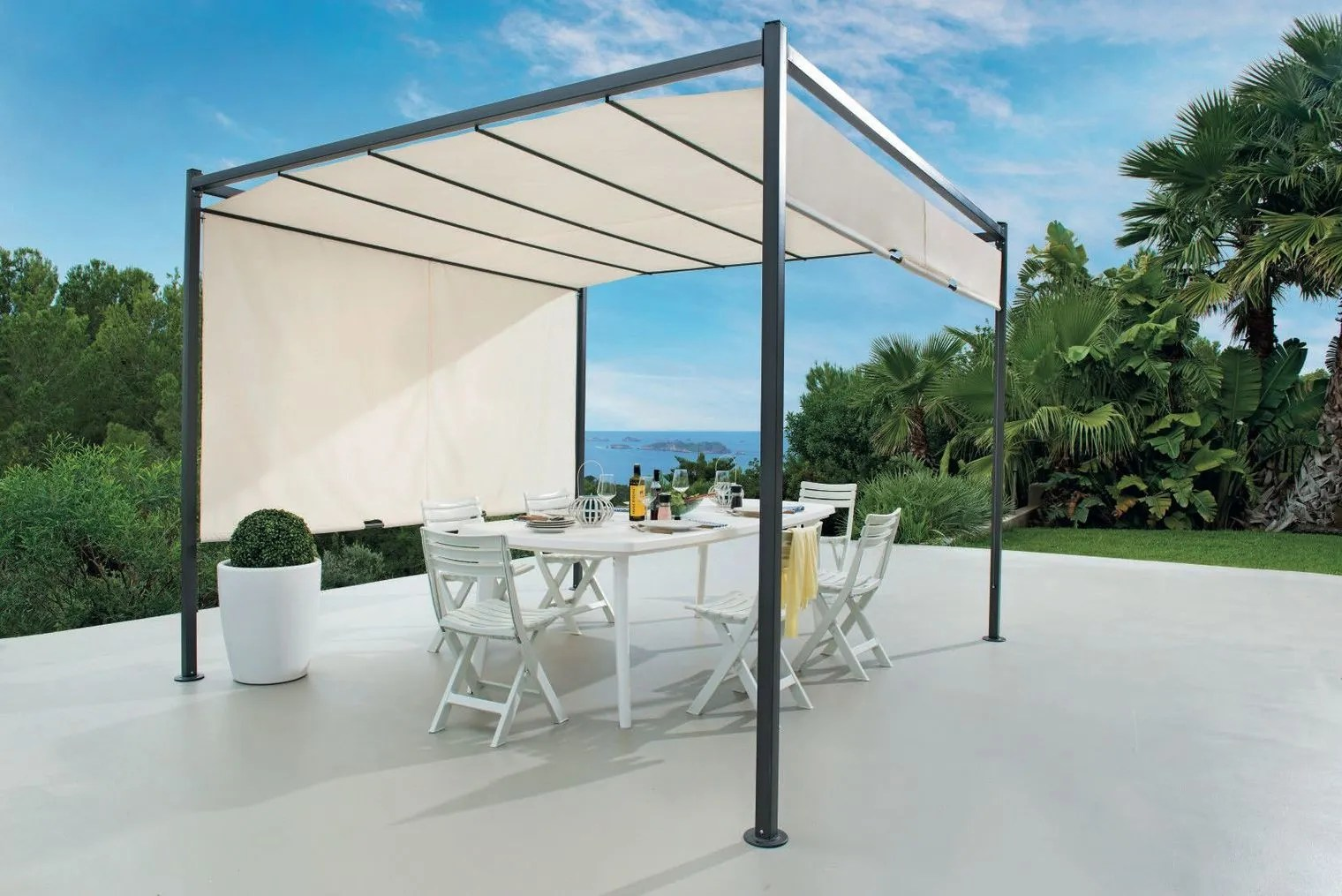 Applique Exterieur Bricomarché Brise Vue Retractable Brico Depot Beautiful Paravent