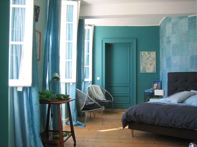 Carrelage Salle De Bain Bleu Lagon
