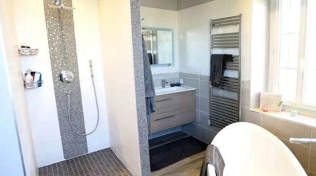 Plans salle de bains  3m², 4m², 5m², 6m² et plus - Côté Maison