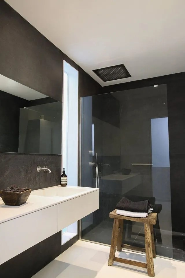 Salle de bain  déco zen et nature - Côté Maison