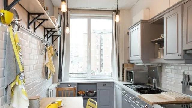 Relooker un meuble de cuisine  nos 8 conseils pratiques - Côté Maison - Repeindre Une Cuisine En Chene Vernis