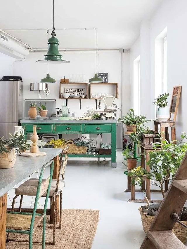 Déco vintage  le mobilier de famille dans la tendance - Côté Maison