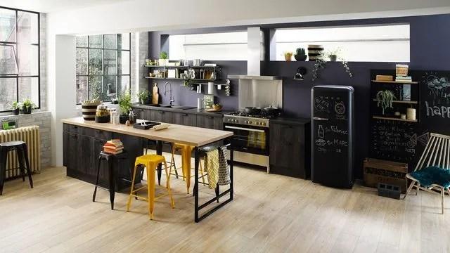 Cuisine avec îlot central  des modèles de cuisines avec îlot - Cuisine Design Avec Ilot Central