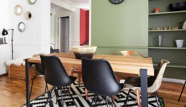 Cuisine ou salle à manger  quel espace prévoir pour une table