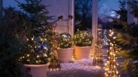 Deco Noel extrieur : idees deco pour jardin et terrasse ...