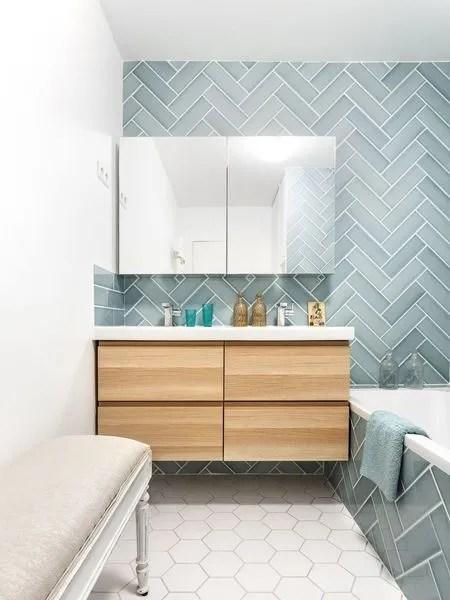 Refaire sa salle de bains  les conseils d\u0027agencement et modèles de