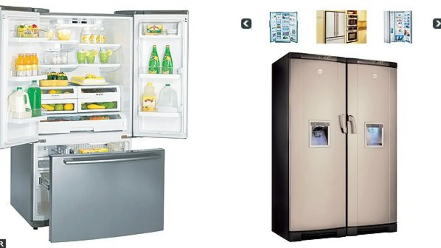 Frigidaire Grande Largeur Refrigerateur R Frig Rateur Am Ricain Samsung Youtube
