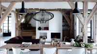 dcoration maison avec poutre apparente