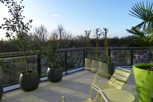 Amenager Une Terrasse A Moindre Cout Aménager Une Grande Terrasse : 7 Solutions Possibles