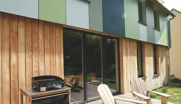 Toit Terrasse Isolation Bardage Zinc, Couleur, Inox : Les Alternatives Au Bardage