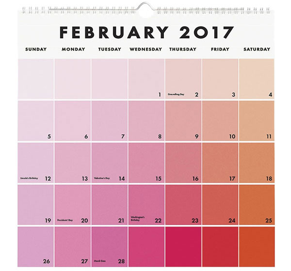 Ready, Set, New Year! Calendars for Everyone Cricut