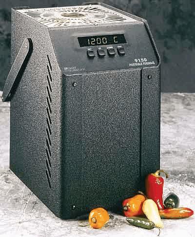 Fluke Calibration 9150 C Thermocouple Calibration Furnace