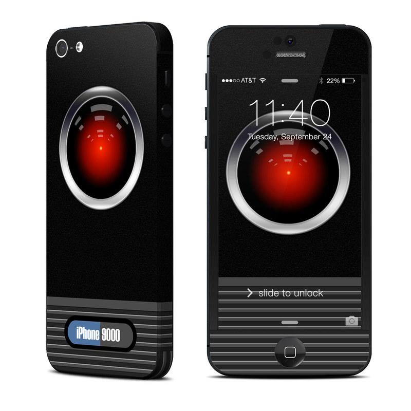 Live Photo Wallpaper Iphone Se Apple Iphone 5 Skin 9000 By Retro Decalgirl