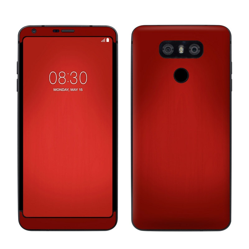 Marble Iphone 6 Wallpaper Lg G6 Skin Red Burst Decalgirl
