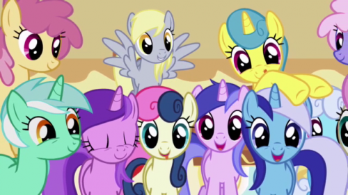 Source: My Little Pony: Friendship is Magic; S1E4: Applebuck Season