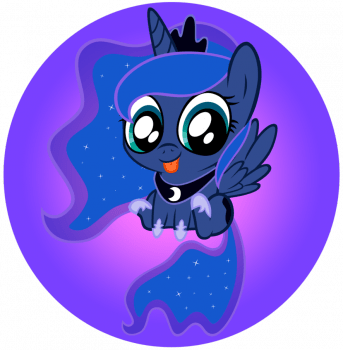 Chibby Luna by Scourge707