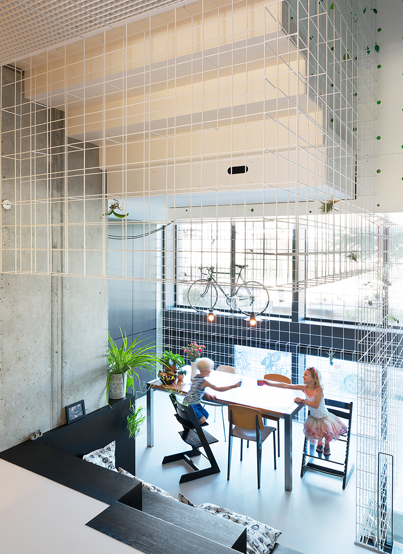 Interior Design Amsterdam Fabrications Creates Flexible Layout For The Casco Loft In Amsterdam