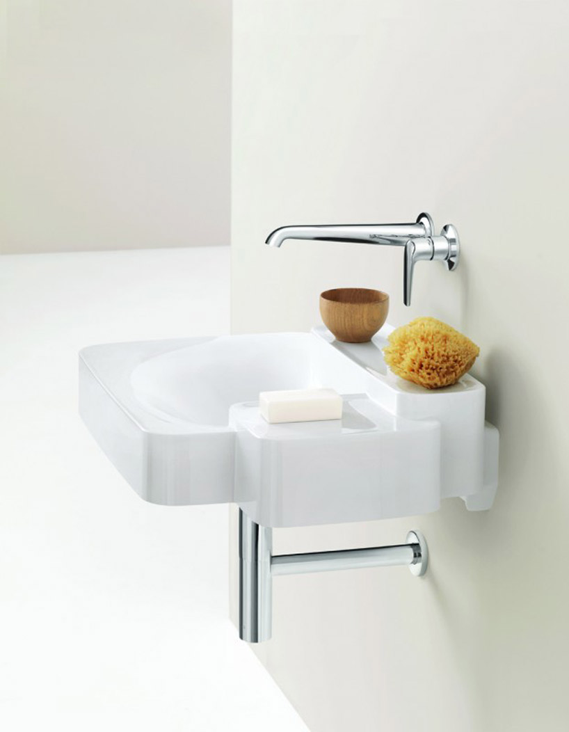 Axor Starck V Faucet Ronan Erwan Bouroullec Design Axor Bathroom Collection