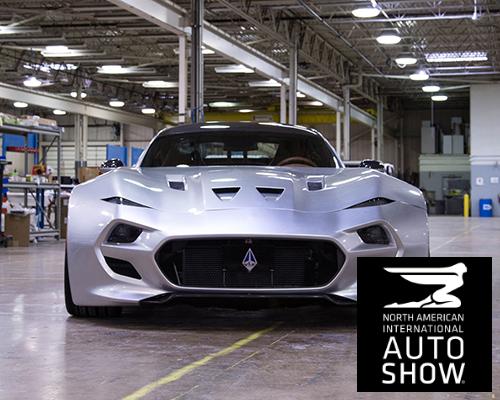 automotive designer henrik fisker debuts all-american VLF force 1