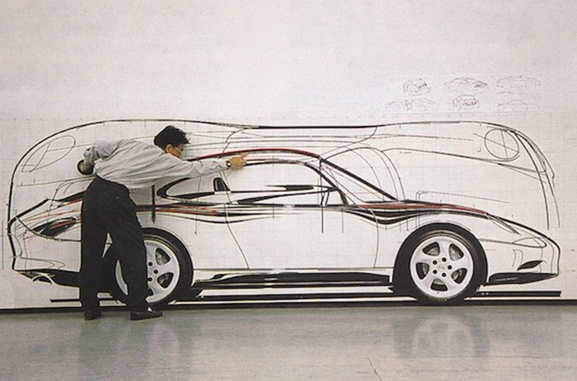 interview with automotive designer pinky lai - originator of the