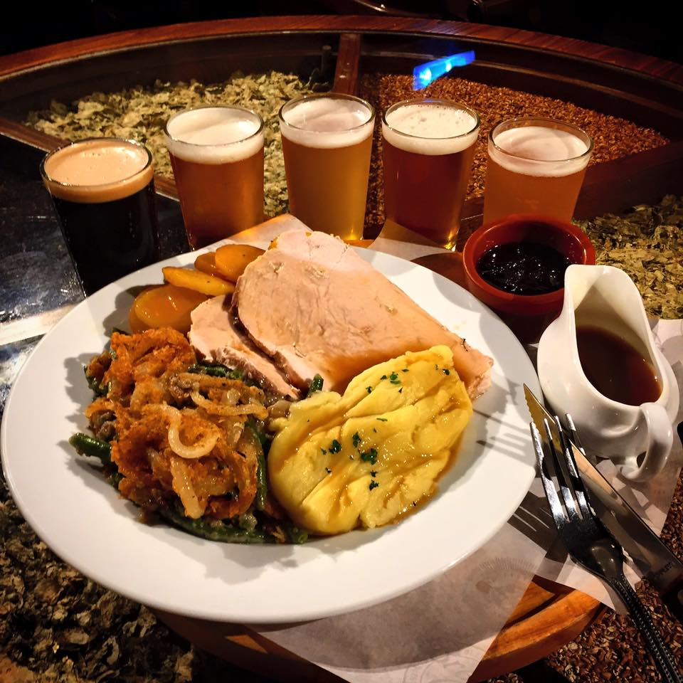 thanksgiving dinner u0026 american craft beer tasting