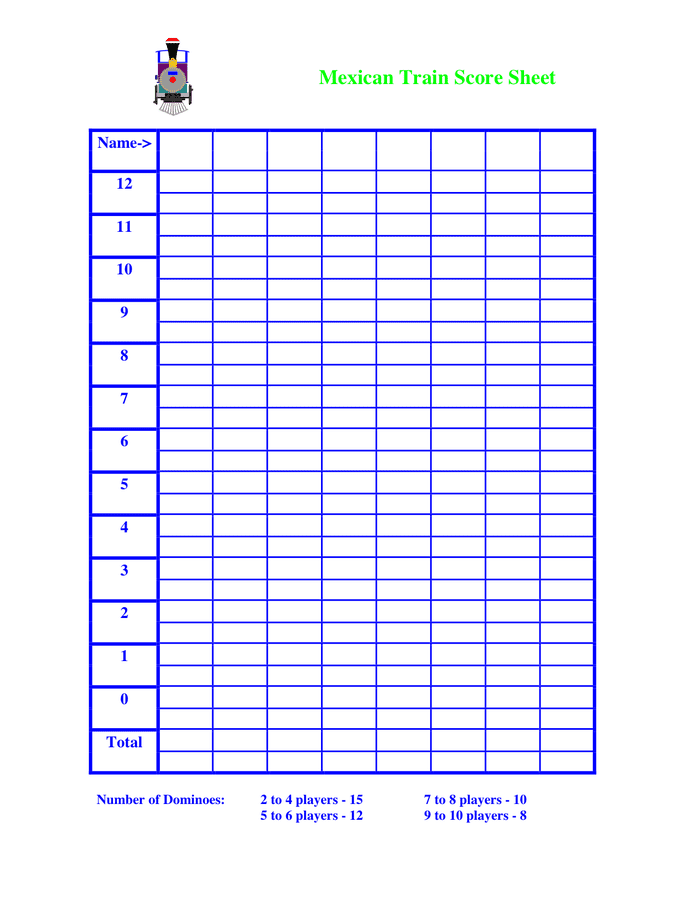 Softball Score Sheet Template – Softball Score Sheet Template