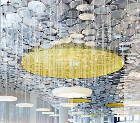 Kantine by Ippolito Fleitz Group Identity Architects - designer kantine spiegel magazin