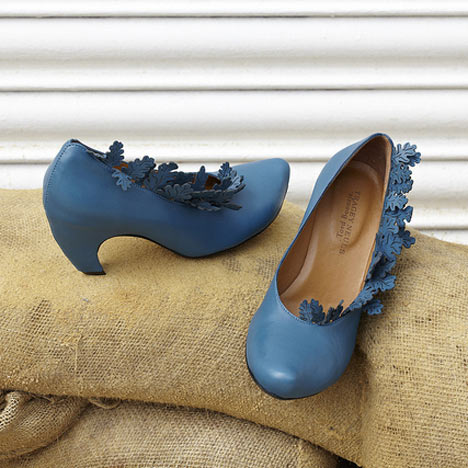 Shoes by Tracey Neuls and Tord Boontje for Selfridges