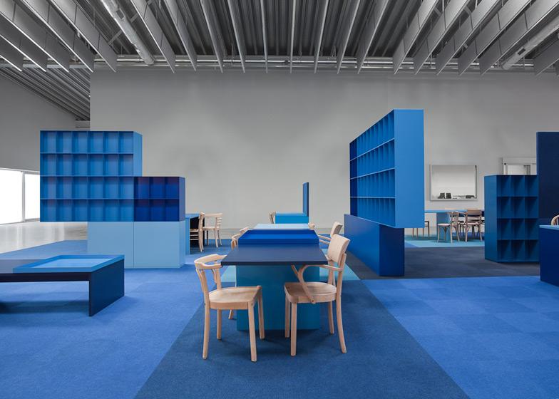 Social 01 office interior by i29