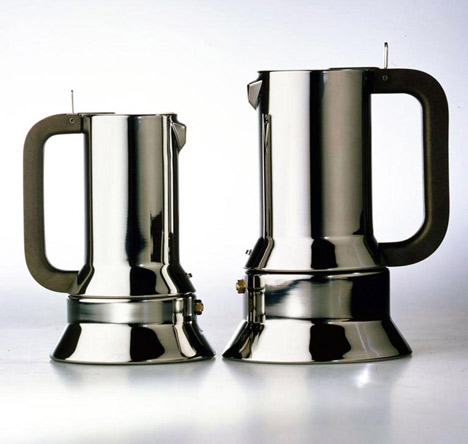 dezeen_Richard Sapper_9090 espresso coffee maker
