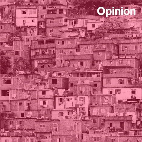 Justin McGuirk opinion Le Corbusier Dom-ino slum city