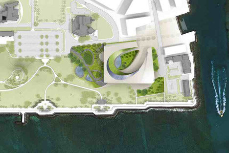 Obama-Library-Hawaii-proposal-by-Snohetta-and-WCIT_dezeen_468_3