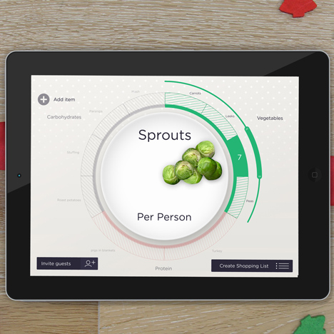 Waste-Free Christmas Dinner Maker app to tackle food waste