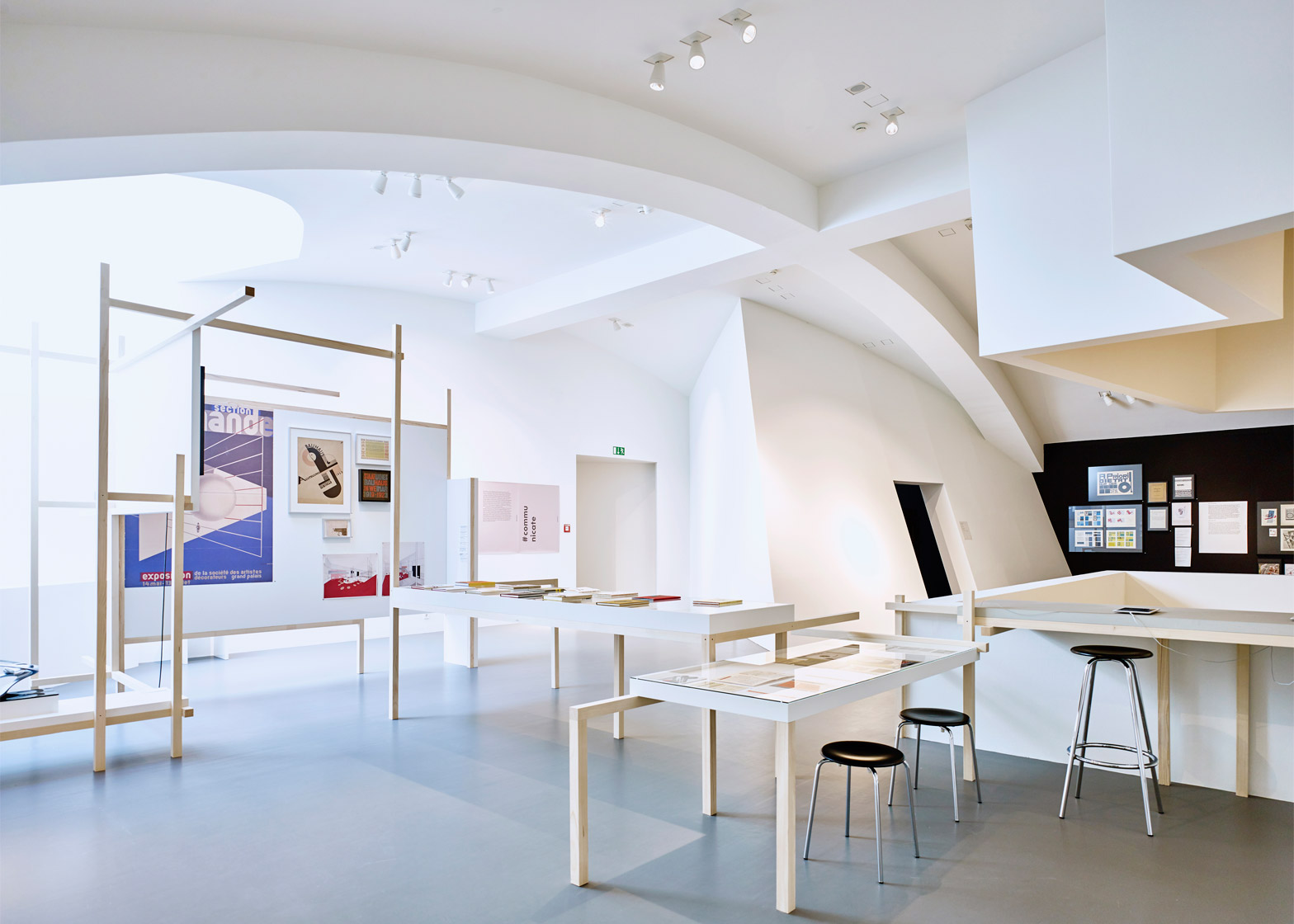 Vitra Design Museum Gallery Vitra Design Museum Hosts Major Bauhaus Retrospective