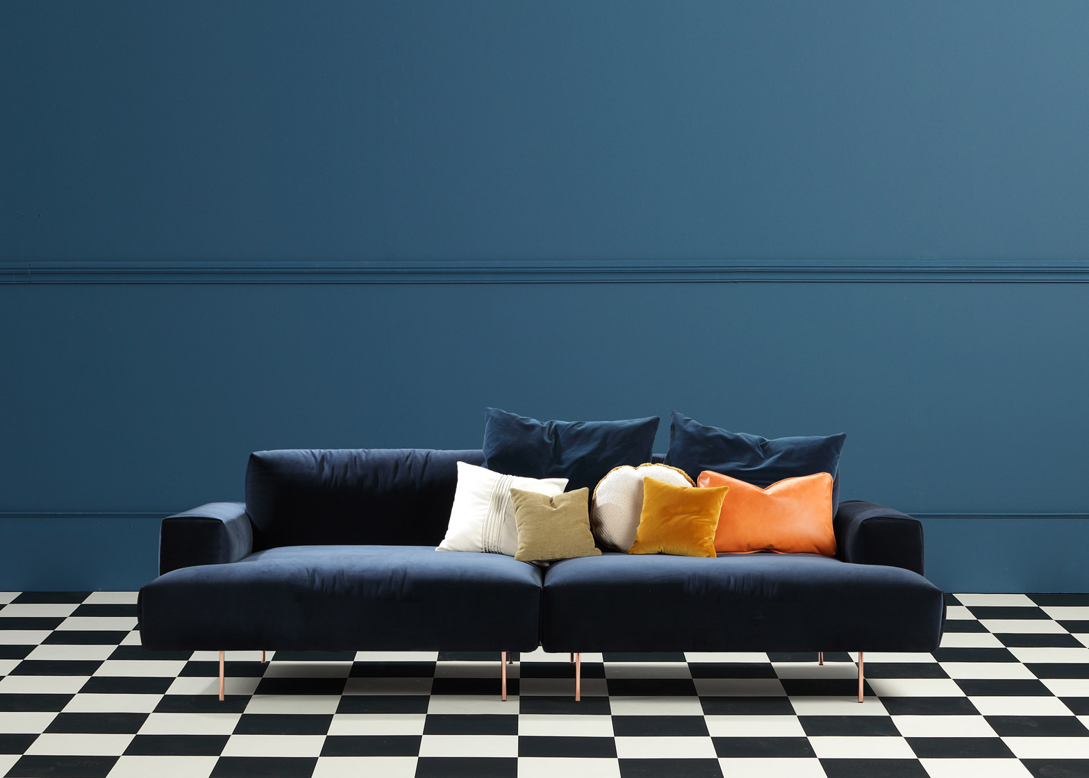 What Is Sofa In Spanish Sancal Launches Tiptoe Sofa As Part Of Majestic Collection