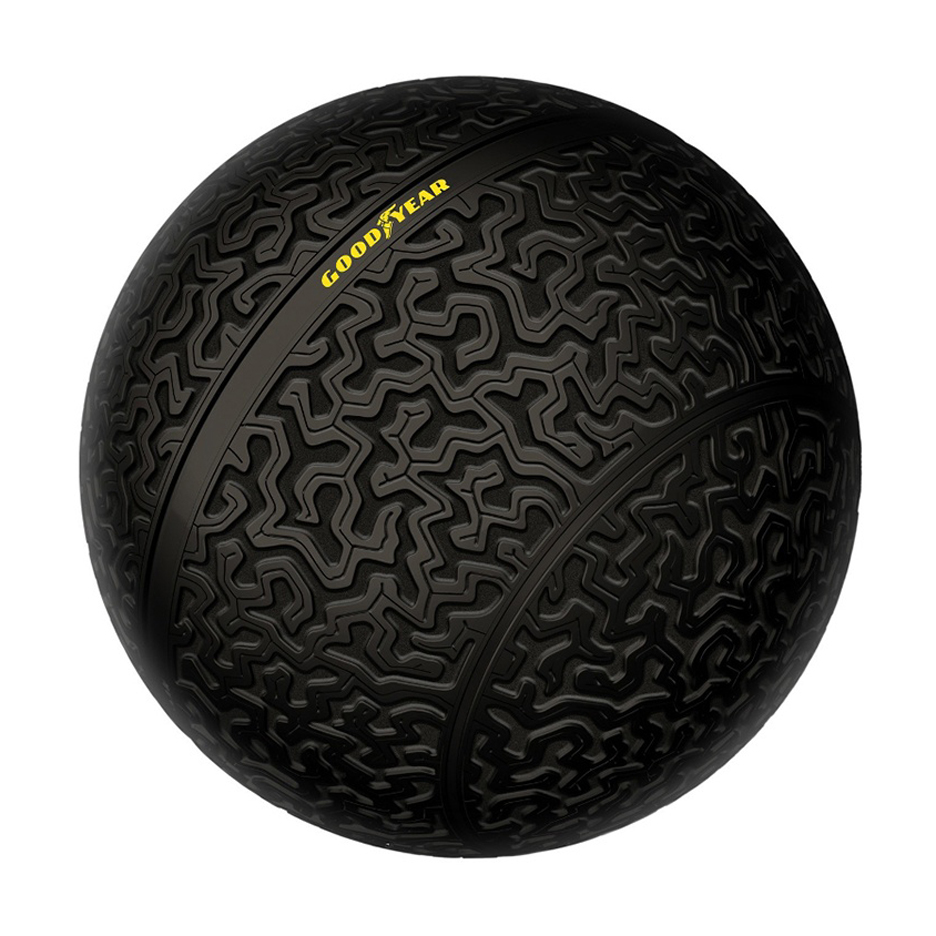 Goodyear Tyres Goodyear Reveals Spherical Tyres For Self Driving Cars