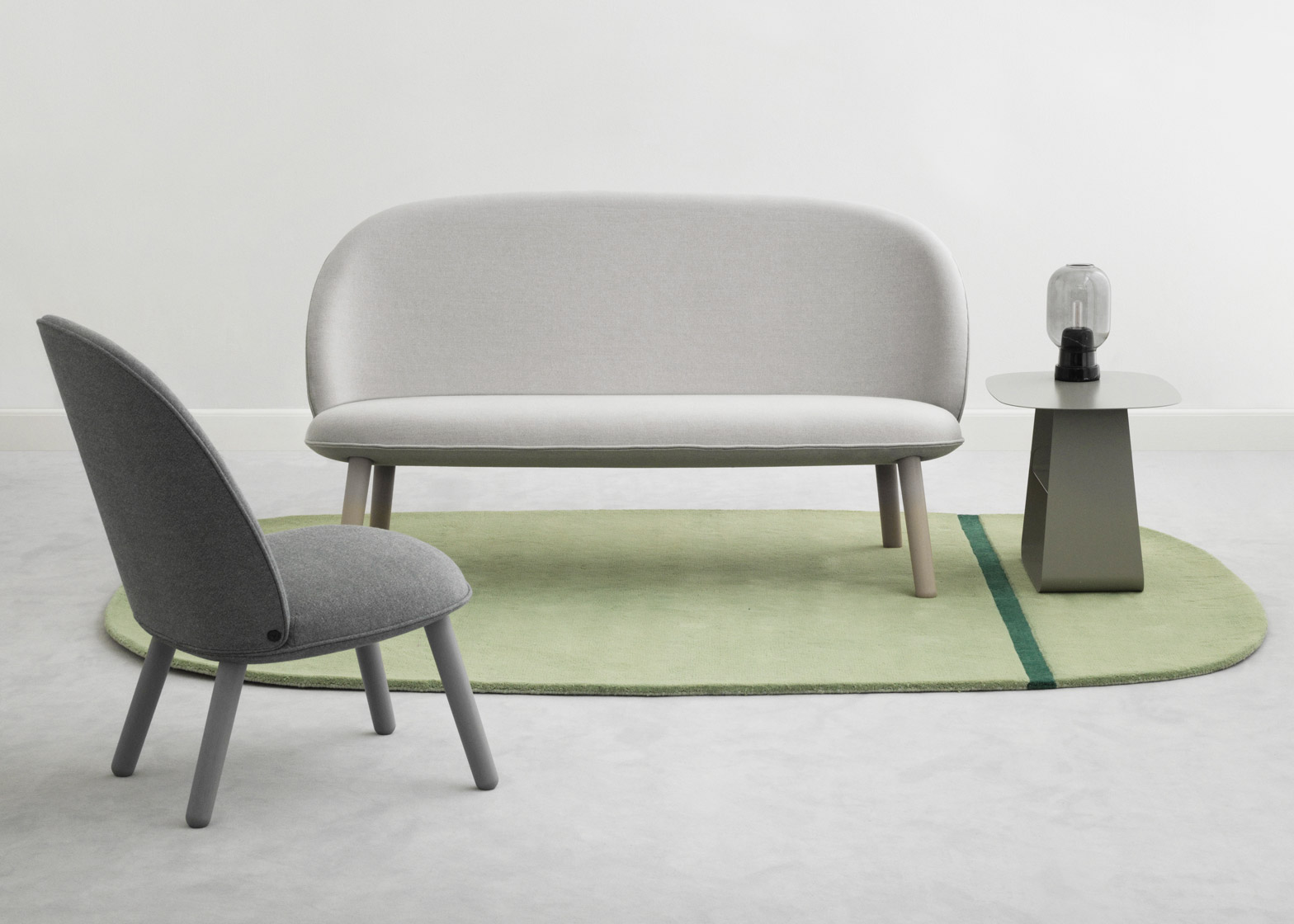 Esstischstühle Normann Copenhagen Adds Flat Pack Seating To Collection