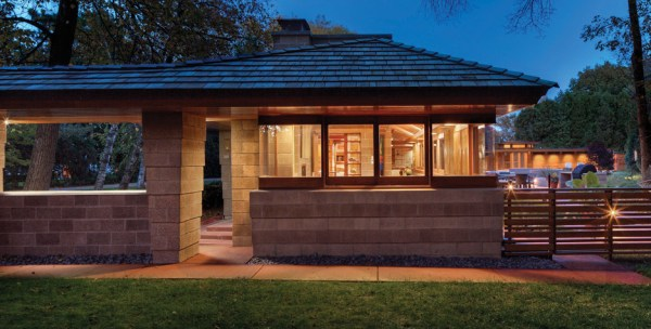 Adelman House by Frank Lloyd Wright