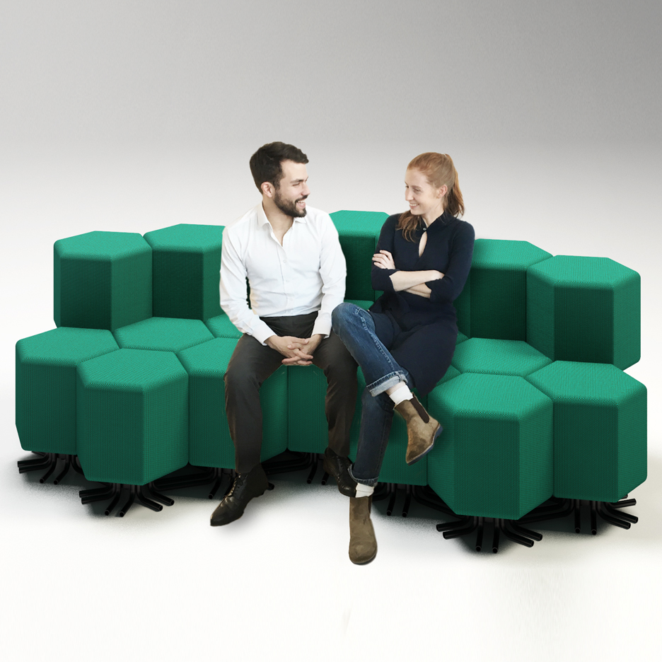 Big Sofa Carlos Carlo Ratti Launches Internet Connected Sofa System