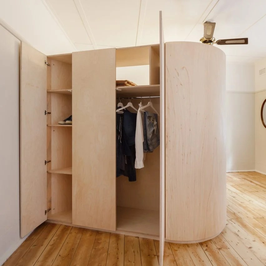 10 of the most popular homes with clever storage on Pinterest - space saving ideas for small homes