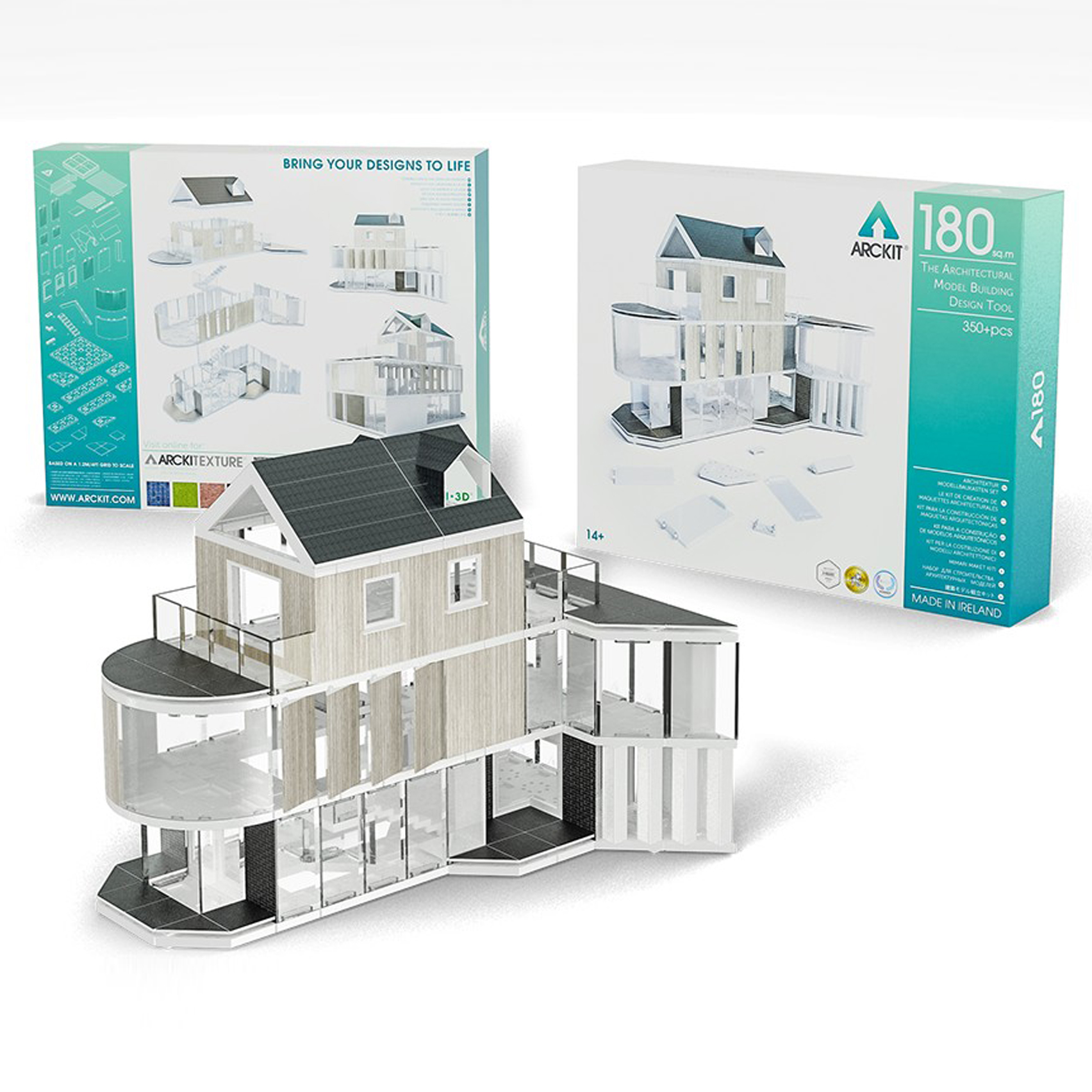 Architectural Model Kits Easy To Assemble Building Kits Aim To Inspire New