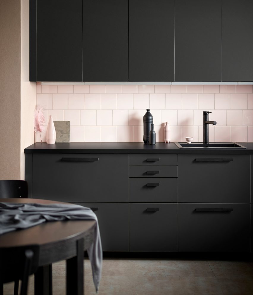 Application Ikea Cuisine Form Us With Love Creates Ikea Kitchen From Recycled Plastic Bottles