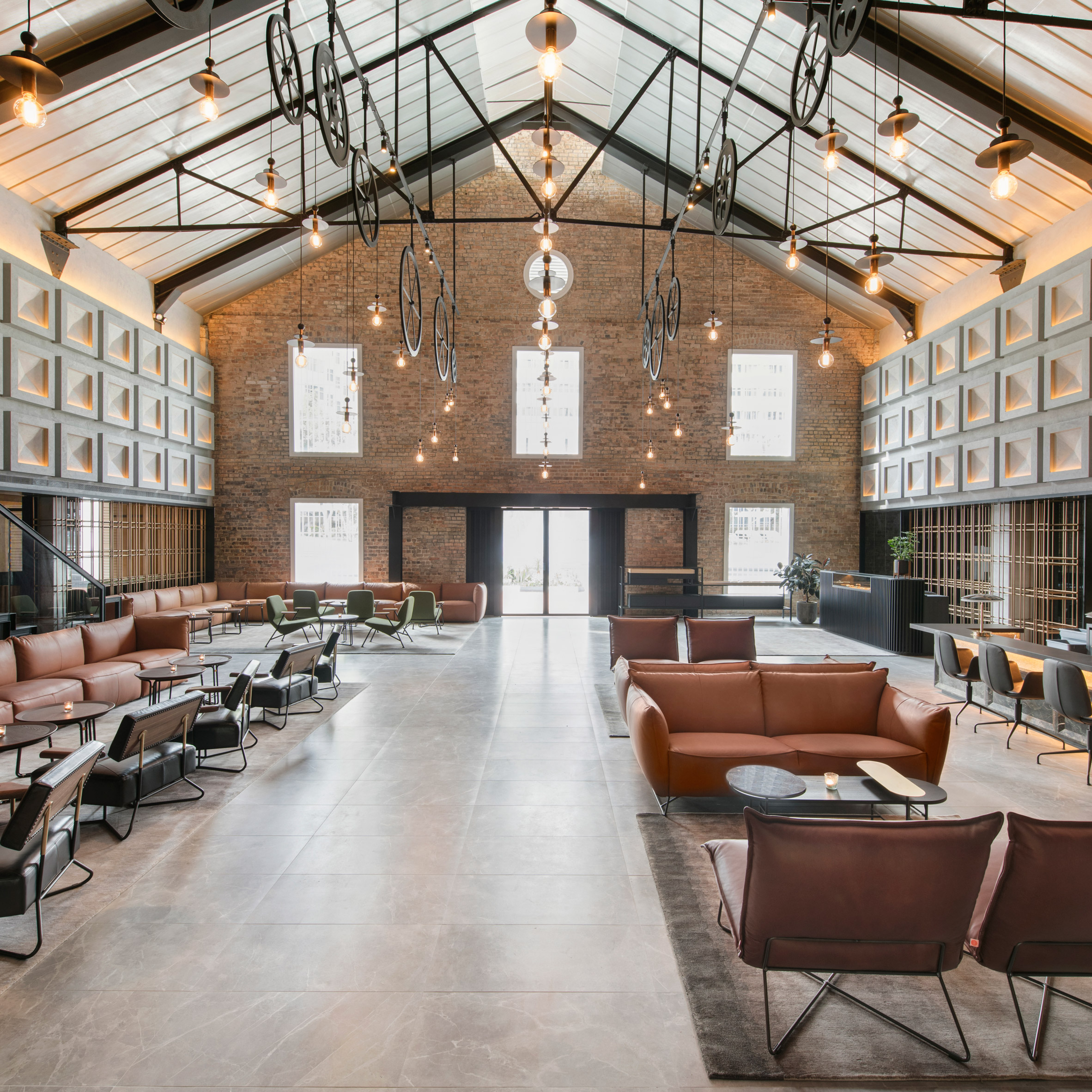 Design Firms In Singapore Asylum Transforms Singapore Spice Warehouse Into Boutique Hotel