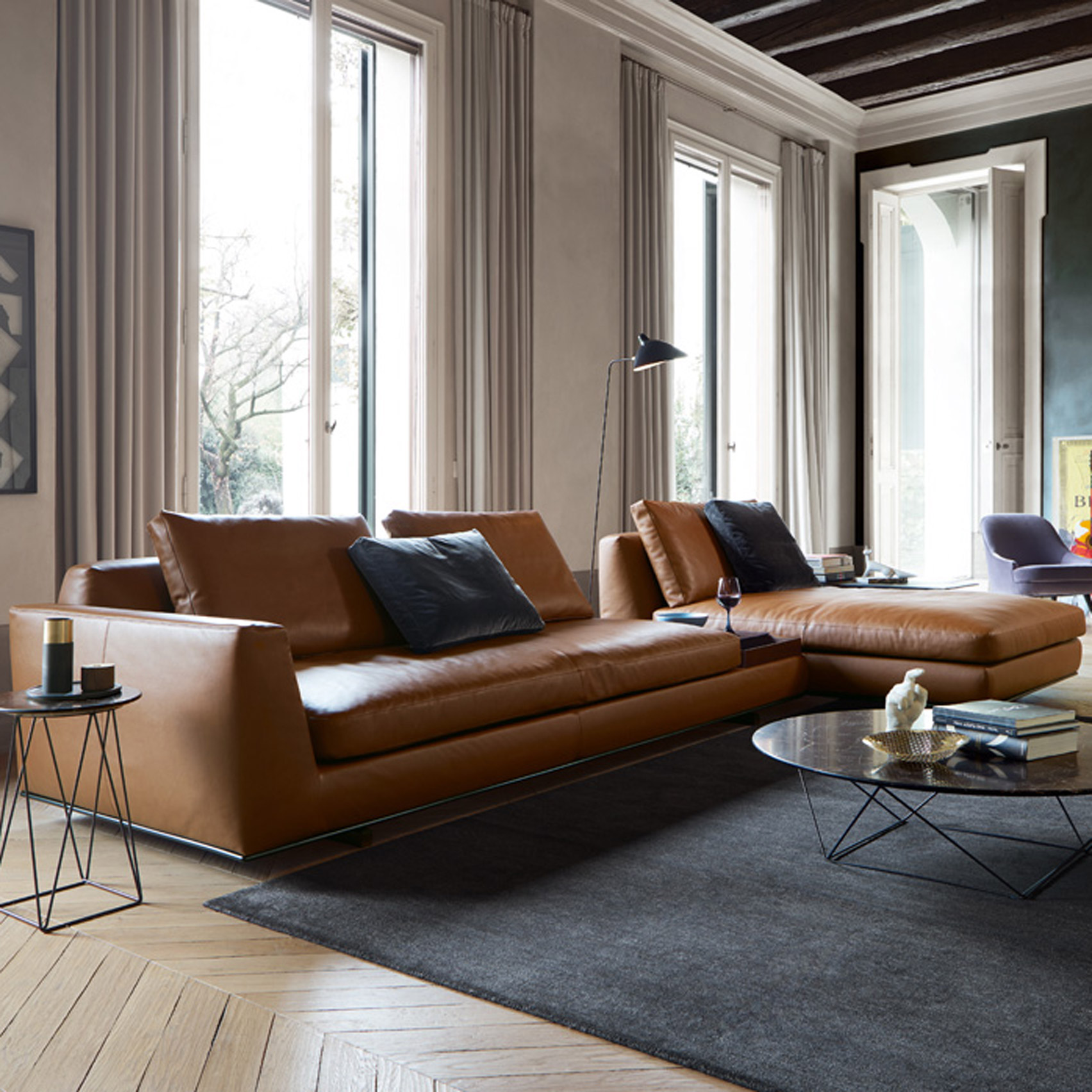 Knoll Sofa Walter Knoll To Present Sofa With Integrated Accessories At Milan