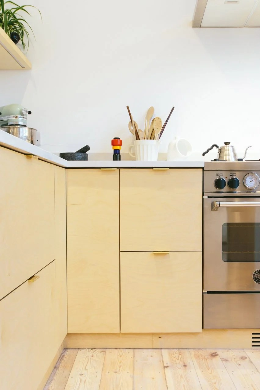 Alternative Fronten Ikea Küche Plykea Hacks Ikea S Metod Kitchens With Plywood Fronts