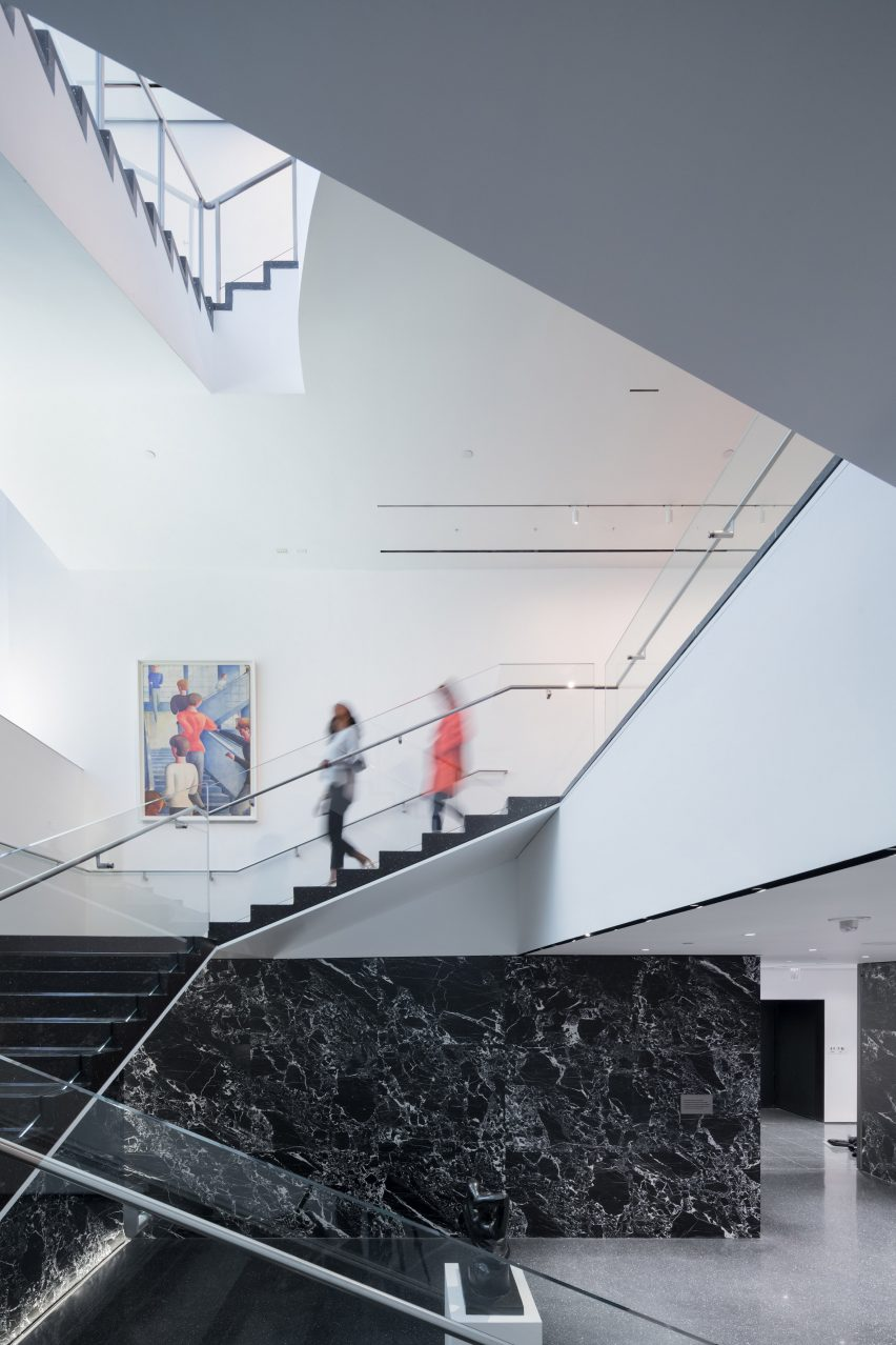 Architecte D'intérieur New York Moma Unveils First Phase Of Major Overhaul By Diller Scofidio Renfro