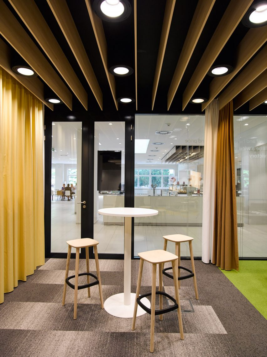 Philips Lighting Fluctuating Led Office Lights Offer Workers Caffeine Like Energy Boost