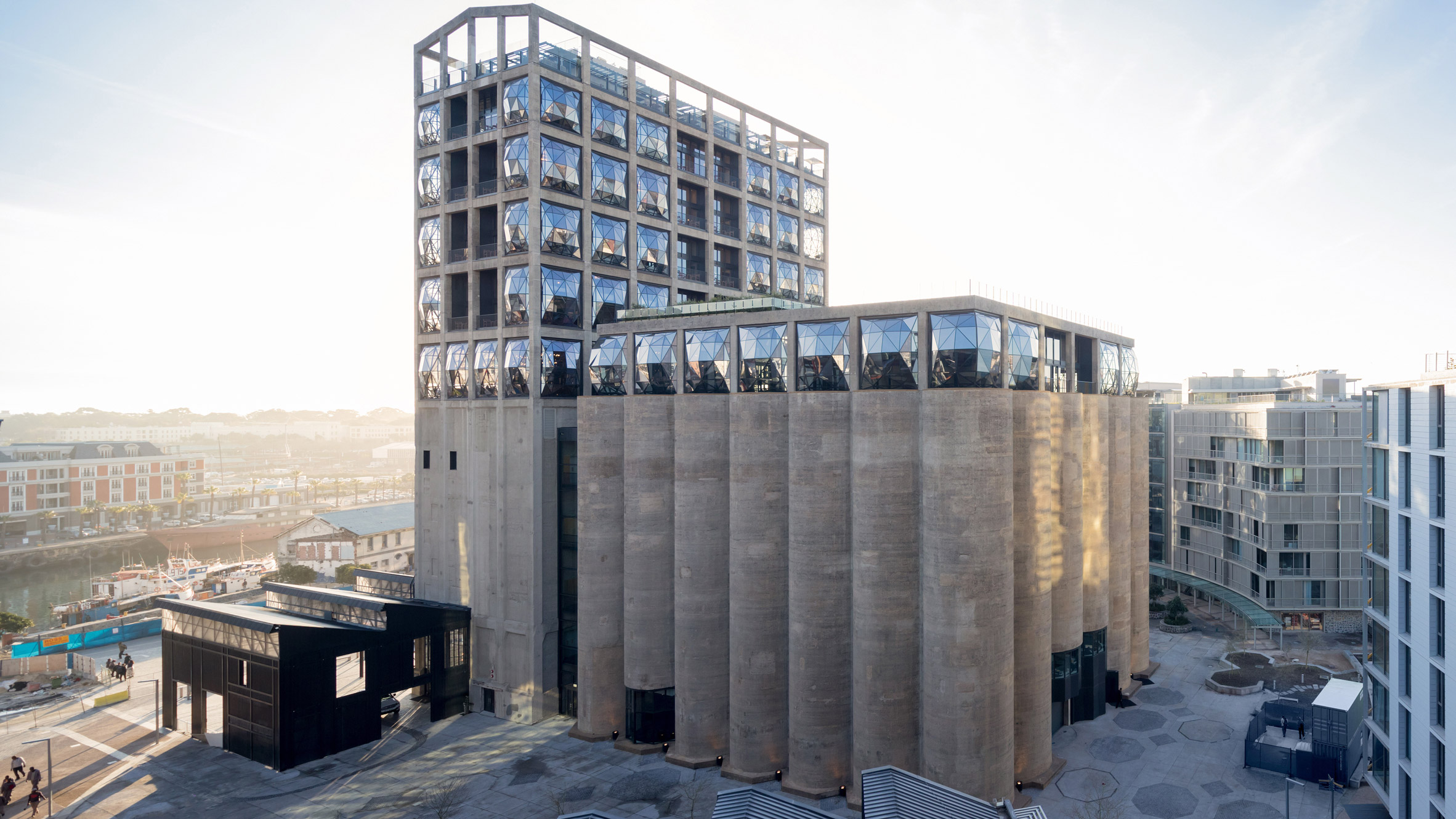 Oasis Wohnkultur Bielefeld Waf World Building Of The Year 2018 Shortlist Announced