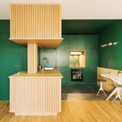 Residential interior design Dezeen - interiors design