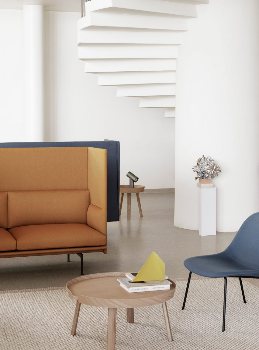 Muuto Sofa Anderssen Voll Designs Muuto S First Ever High Back Sofa